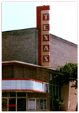 Texas Theater© Kingsville TX / Don Lewis / Billy Smith