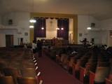 Esquire Theatre proscenium