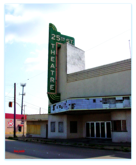 25th Street Theater© Waco TX  / Don Lewis Billy Smith