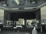 Proscenium of Ruffin Theater