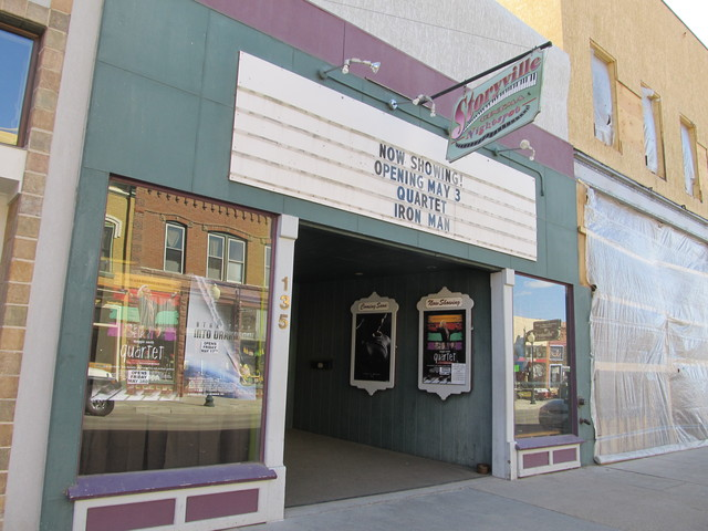 Storyville Cinema - Salida CO 1 4-28-13