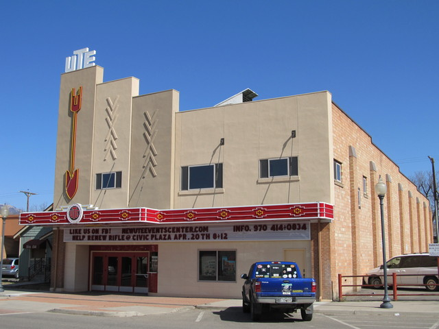 Ute Theatre - Rifle CO 3 4-27-13