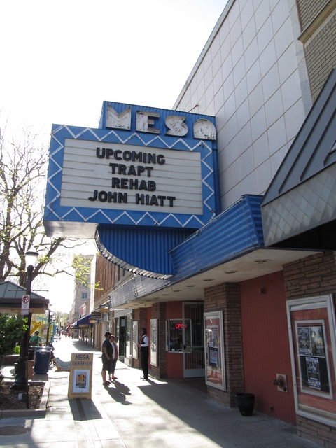 Mesa Theater - Grand Junction CO 3 4-27-13