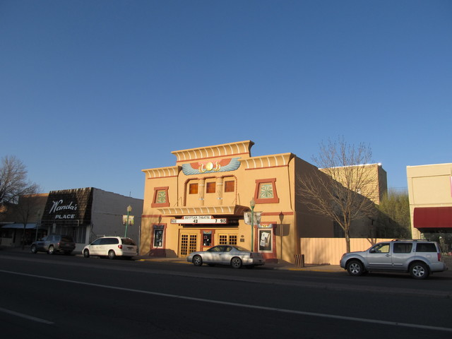 Egyptian Theatre - Delta CO 1 4-27-13