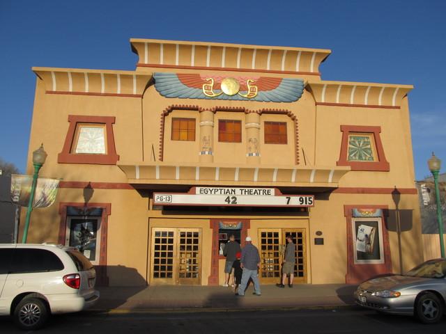 Egyptian Theatre - Delta CO 2 4-27-13