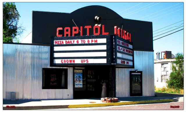 Capitol Theater...Springfield Colorado