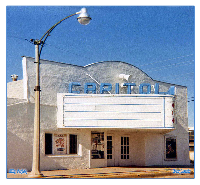 Capitol Theater...Springfield Colorado 1985