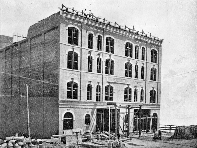 Overholser Opera House 1903 (Warner, Oklahoma City)