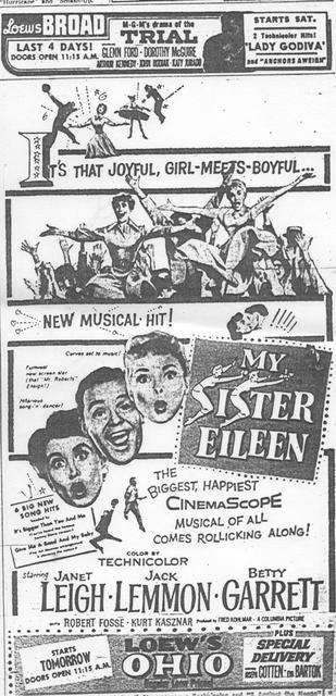 """My Sister Eileen"""