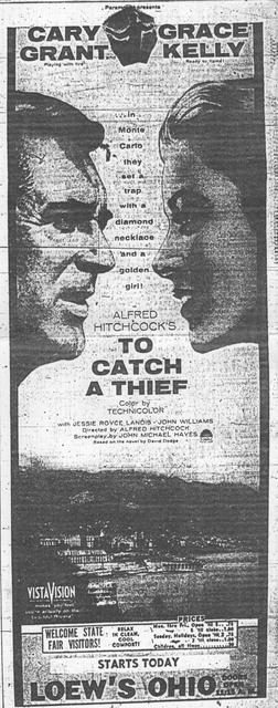 """To Catch a Thief"""