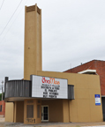 Agnew Theater, Oklahoma City, Times changed!