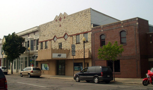 DONNA Theatre; Sturgeon Bay, Wisconsin.