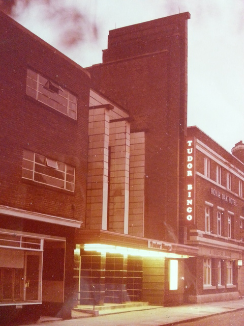 The former Odeon