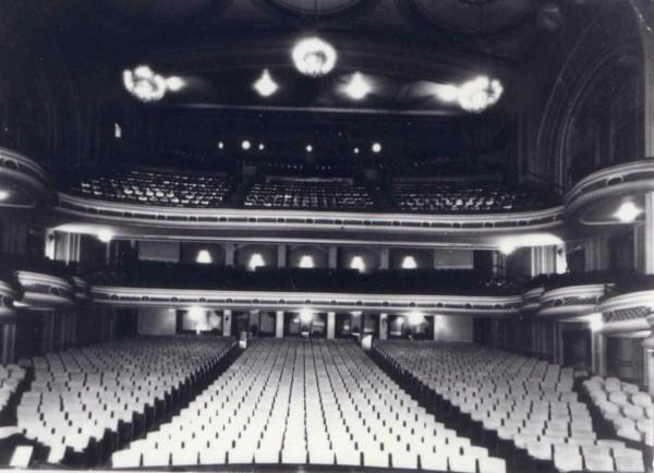 PROCTOR'S THEATRE, TROY, NY