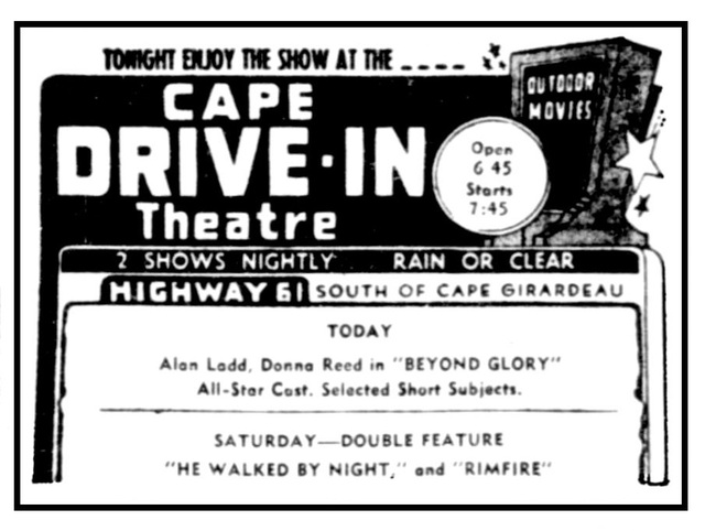 Cape Drive-In