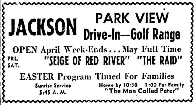 Jackson Drive-In