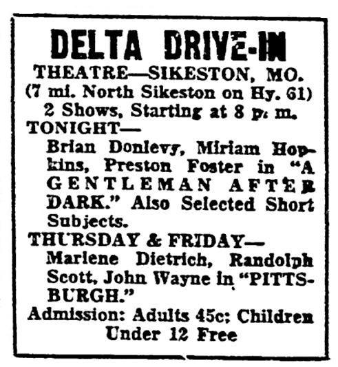 Delta Drive-In