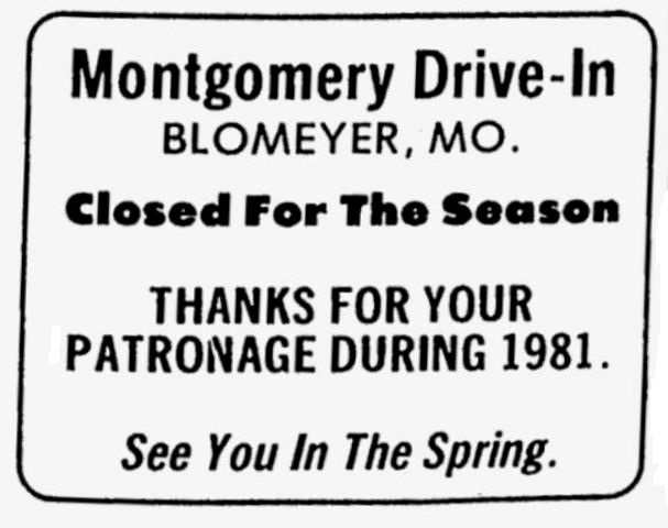 Montgomery Drive-In