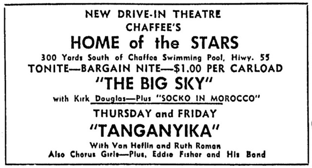 Home of the Stars Drive-In