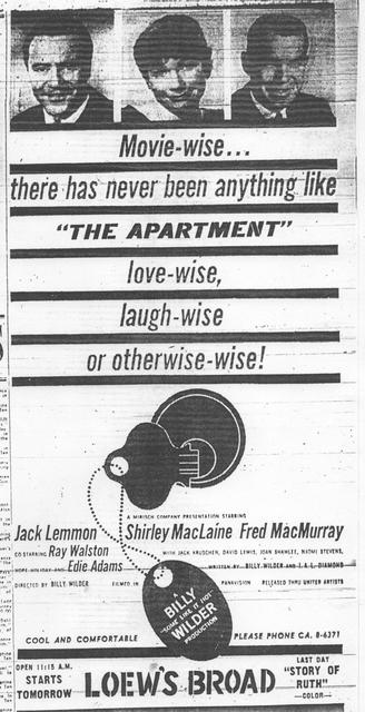 """The Apartment"""