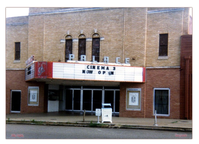 Palace Theater...Jacksonville Texas