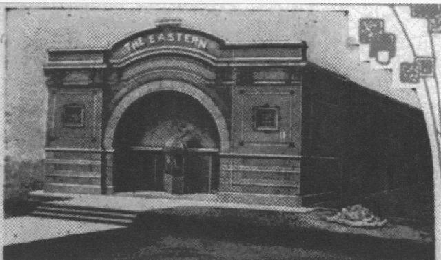The Eastern as it looked when it opened in 1915