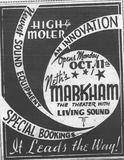 Markham Theater