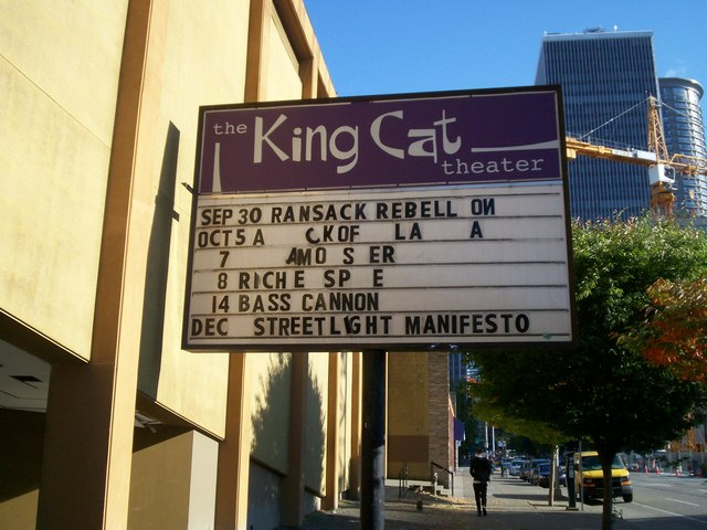 King Cat Theater