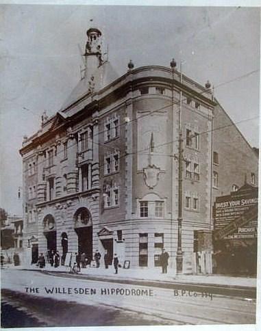 Willesden Hippodrome Theatre