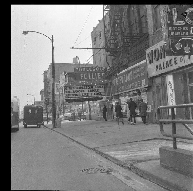 March, 1964. Courtesy of Greg Russell via Forgotten Chicago FB page.