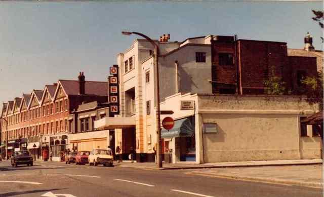 Odeon Walton