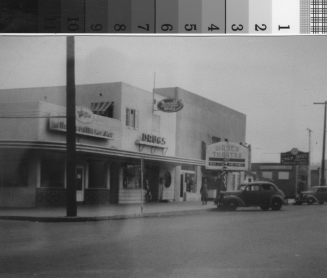 Wasco Theater - 1938