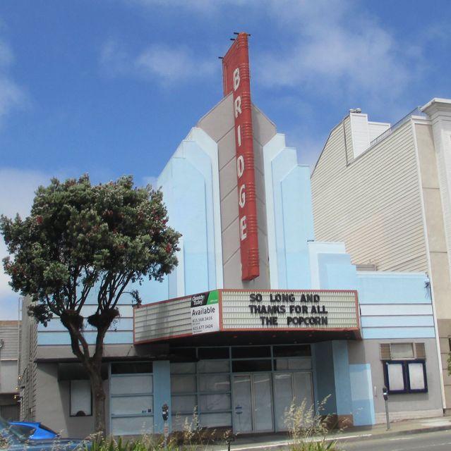 Closed - The Bridge Theater, May 9, 2013
