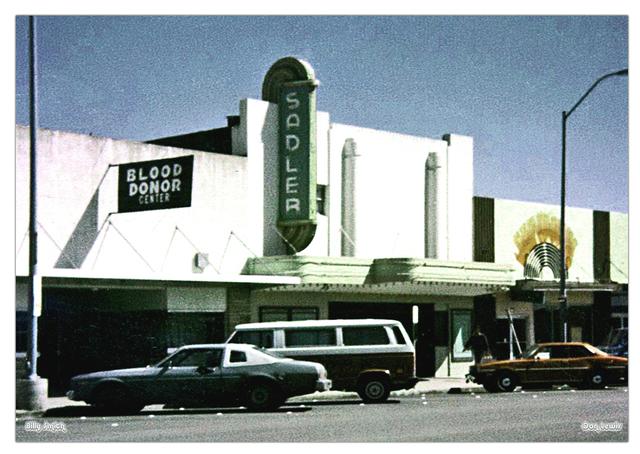 Sadler Theater ... Killeen Texas