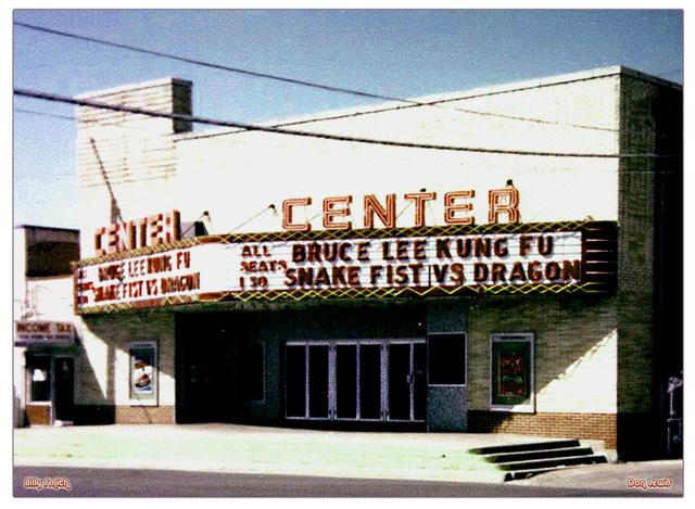 Center Theater...Killeen Texas