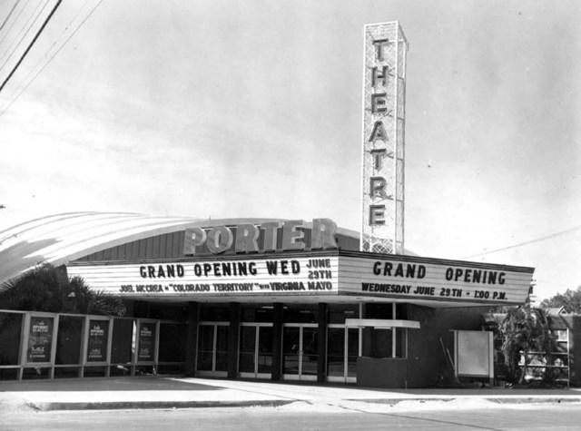 Porter Theatre - 1950