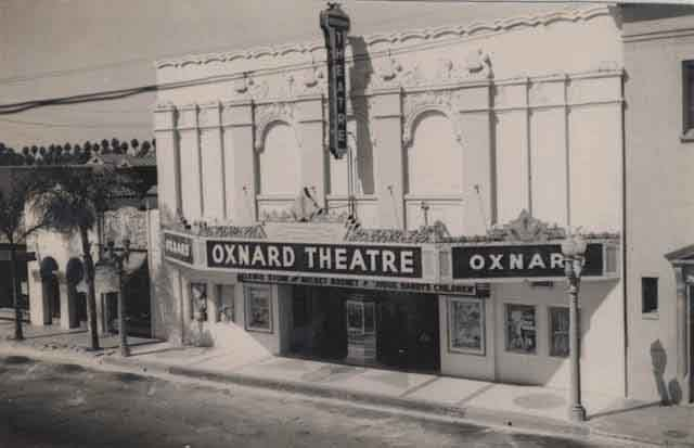 Oxnard Theatre - 1939