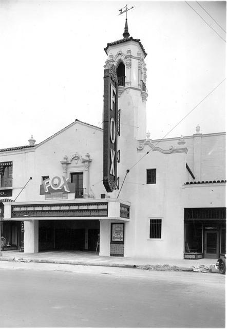 Hanford Fox - 1929