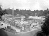 Visalia Fox Under Construction - 1929-30
