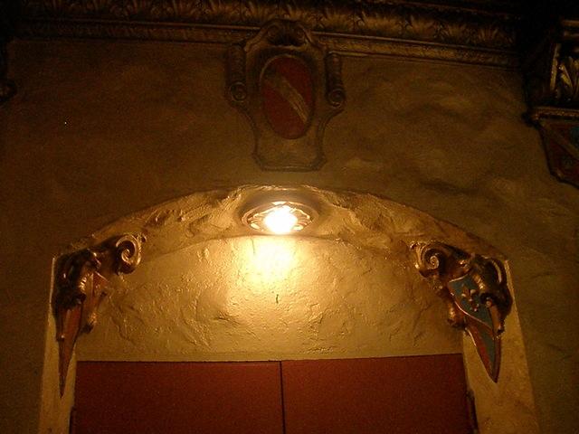 Auditorium Door Detail