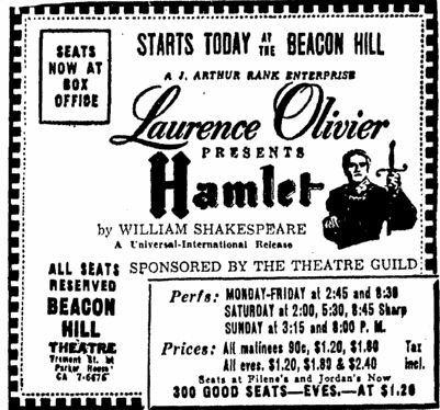 Beacon Hill Theatre