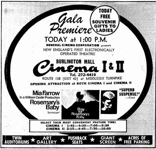 Burlington Mall Cinema