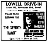 Lowell Drive-In