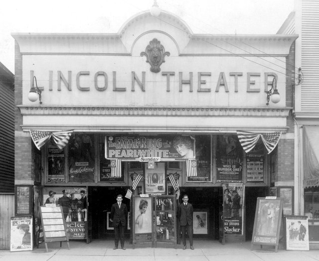 lincoln theater in milwaukee wi cinema treasures