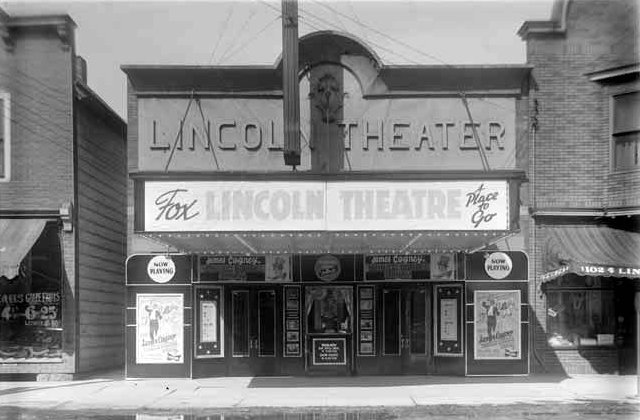 LINCOLN Theatre; Milwaukee, Wisconsin.