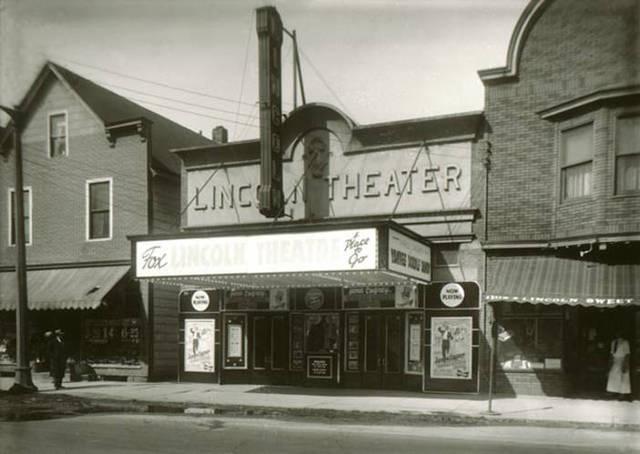 LINCOLN Theatre; Milwaukee, Wisconsin.