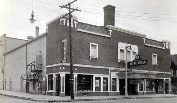 RIVIERA Theatre; Milwaukee, Wisconsin.