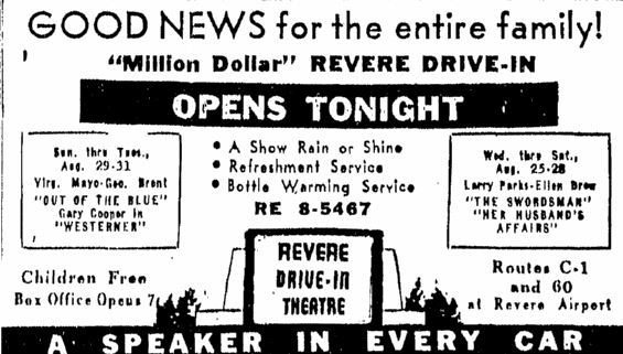 Revere Drive-In