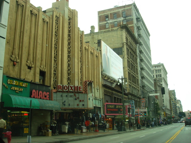 The Roxie, The Cameo, and the Arcade