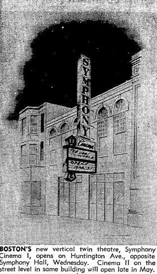 Symphony Cinema